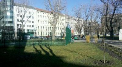 Photo of Playground Markusovsky téri játszótér at 1092 Budapest, Budapest 1092, Hungary