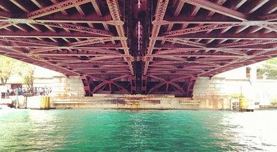 Photo of Bridge Michigan Avenue Bridge at 350 N Michigan Ave, Chicago, IL 60601, United States