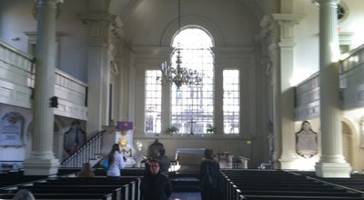 Photo of Church Christ Church at 20 N American St, Philadelphia, PA 19106, United States