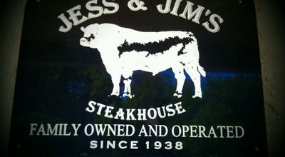 Photo of Steakhouse Jess & Jim's Steak House at 517 E 135th St, Kansas City, MO 64145, United States