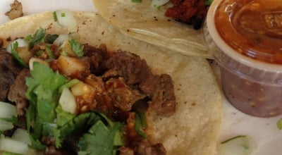 Photo of Mexican Restaurant El Taco Man at 11741 Magnolia St, El Monte, CA 91732, United States