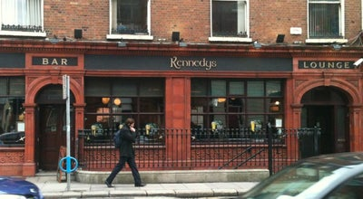 Photo of Irish Pub Kennedys at 30-32 Westland Row, Dublin, Ireland