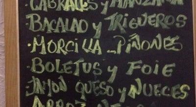 Photo of Tapas Restaurant Doña Casta at Calle Libertad, Zaragoza 50001, Spain