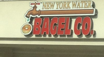 Photo of Bagel Shop New York Water Bagel Company at 542 Fischer Blvd, Toms River, NJ 08753, United States