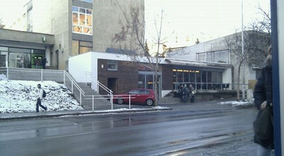 Photo of Diner Café Paulus at Ifjúság Útja 4., Pécs 7624, Hungary