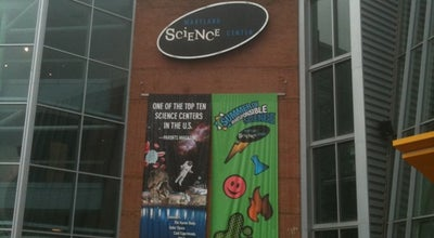 Photo of Science Museum Maryland Science Center at 601 Light St, Baltimore, MD 21230, United States