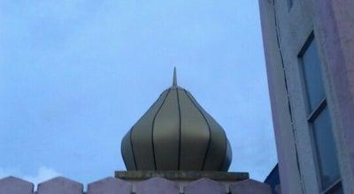 Photo of Mosque Masjid Tun Abdul Razak, Repoh at Malaysia