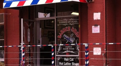 Photo of Salon / Barbershop Barber on Pearl at 57 Pearl Street, Brooklyn, NY 11201, United States