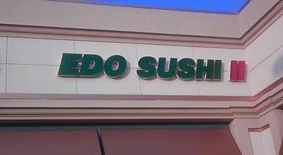 Photo of Japanese Restaurant Edo Sushi II at 10347 Reisterstown Rd, Owings Mills, MD 21117, United States