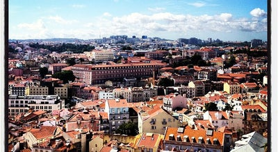 Photo of Scenic Lookout Sophia de Mello Breyner Andresen Viewpoint at Largo Da Graça, Lisbon 1170-165, Portugal