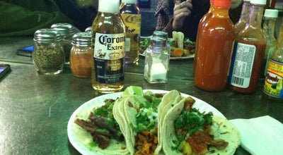 Photo of Taco Place Tehuitzingo Mexican Deli at 695 Tenth Ave, New York, NY 10036, United States