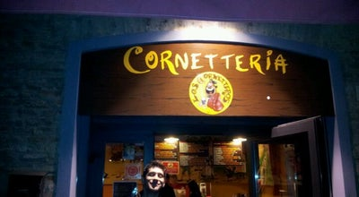 Photo of Donut Shop Cornetteria Los Cornetteros at Via Carlo Mayer 99, Ferrara 44121, Italy