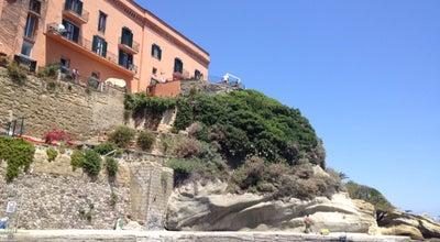 Photo of Beach Spiaggia Gaiola at Discesa Gaiola, Napoli, Italy