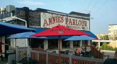 Photo of Burger Joint Annie's Parlour at 313 14th Ave Se, Minneapolis, MN 55414, United States