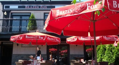Photo of American Restaurant The Brazen Fox at 175 Mamaroneck Ave, White Plains, NY 10601, United States