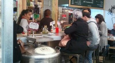 Photo of Italian Restaurant Pasta Basta (פסטה בסטה) at 8 Hatut St. Mahane Yehuda Market, Jerusalem, Israel