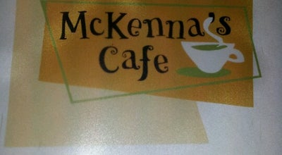 Photo of Breakfast Spot McKenna's Cafe at 109 Savin Hill Ave, Dorchester, MA 02125, United States