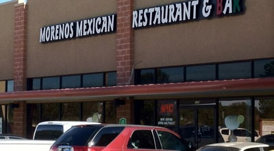 Photo of Mexican Restaurant Moreno's Mexican Restaurant at 2407 W Parkwood Ave, Friendswood, TX 77546, United States