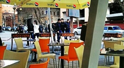 Photo of American Restaurant Square One at 1/3 Abovyan St., Yerevan 0010, Armenia