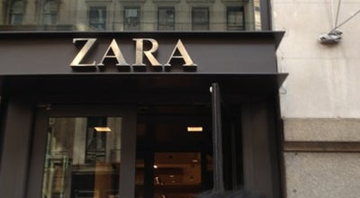 Photo of Clothing Store Zara at 580 Broadway, New York, NY 10012, United States