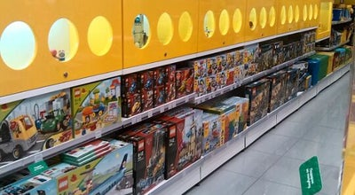 Photo of Toy / Game Store LEGO at Трц «гринвич», Екатеринбург, Russia