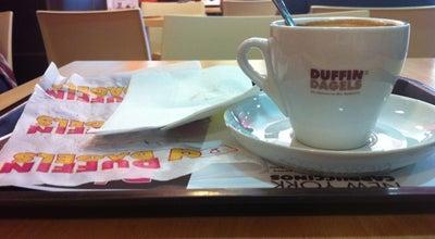 Photo of Donut Shop Duffin Dagels at Plaza Díez De Revenga 4, Murcia 30009, Spain