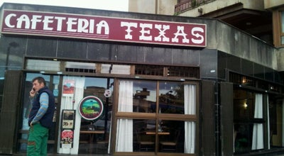 Photo of Cafe Cafeteria Texas at Calle Ezcurdia, 139, Gijón, España, Gijón 33203, Spain