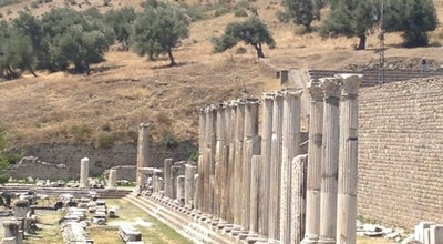 Photo of Historic Site Asklepion Pergamon at Ayvazali, Bergama 35700, Turkey