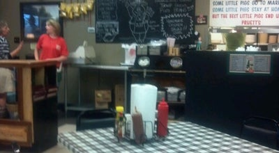 Photo of BBQ Joint Pruett's BBQ at 1617 Rainbow Dr, Gadsden, AL 35901, United States