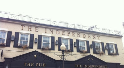 Photo of New American Restaurant The Independent at 75 Union Sq, Somerville, MA 02143, United States