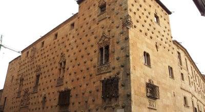 Photo of Monument / Landmark Casa de las Conchas at C. Compañía, 2, Salamanca 37002, Spain