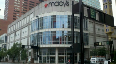 Photo of Outlet Store Macy's at 505 Vine Street, Cincinnati, OH 45202, United States