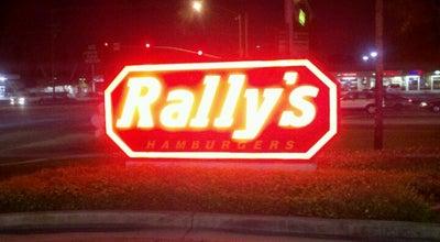 Photo of Restaurant Rally's at 105 North Beach Blvd., Anaheim, CA 92801, United States