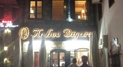 Photo of Cafe Kahve Diyarı at Marmaris Marina, Marmaris 48700, Turkey