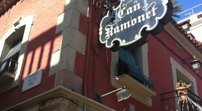 Photo of Seafood Restaurant Can Ramonet at Maquinista, 17, Barcelona 08003, Spain