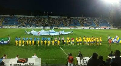 Photo of Soccer Stadium Олимп 2 at Просп. Шолохова, 31е, Ростов-на-Дону 344029, Russia