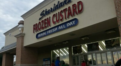 Photo of Ice Cream Shop Sheridan's Frozen Custard at 1800 Prairie Crossing St, Kansas City, KS 66111, United States