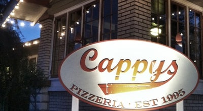 Photo of Pizza Place Cappy's Pizza at 2900 1st Ave N, Saint Petersburg, FL 33713, United States