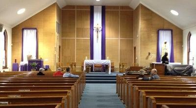 Photo of Church Holy Rosary Catholic Church at 1420 31st St, Galveston, TX 77550, United States