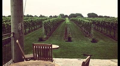Photo of Vineyard Wolffer Estate Vineyards at 139 Sagg Rd, Sagaponack, NY 11962, United States