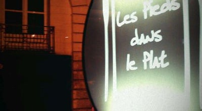 Photo of French Restaurant Les Pieds dans Le Plat at 13 Rue Jean Jacques Rousseau, Nantes 44000, France
