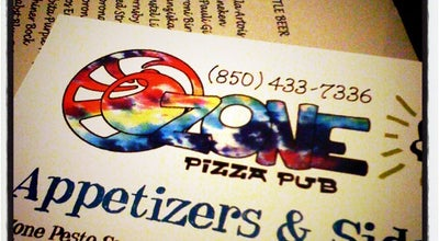 Photo of Pizza Place OZONE Pizza Pub at 1010 N 12th Ave., Pensacola, FL 32501, United States