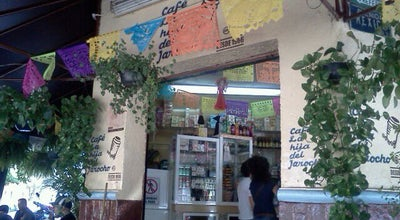 Photo of Coffee Shop La Hija del Jarocho at Bruselas, Mexico City, Mexico