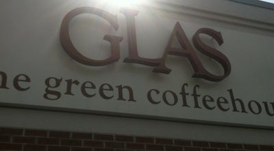 Photo of Coffee Shop Glas: The Green Coffee House at 67 E Maple St, Sturgeon Bay, WI 54235, United States