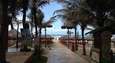 Photo of Beach Barraca Marulho at Av. Zezé Diogo, 3007, Fortaleza 60180-000, Brazil
