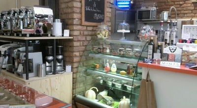 Photo of Coffee Shop Espresso Store at Max-holder-str. 18, Frankfurt am Main 60437, Germany