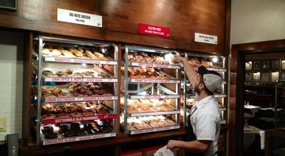 Photo of Donut Shop Do-Rite Donuts at 50 W. Randolph Street, Chicago, IL 60601, United States