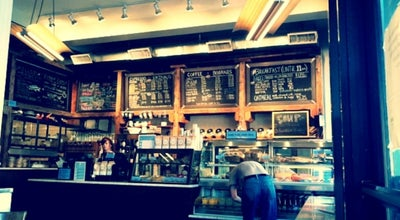 Photo of Coffee Shop Think Coffee at 1 Bleecker St, New York, NY 10012, United States