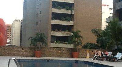 Photo of Pool JW Marriot Hotel Swimming pool at Venezuela