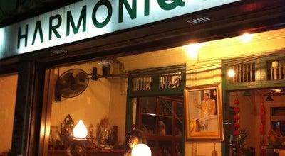 Photo of Thai Restaurant Harmonique (ฮาร์โมนิค) at 22 Charoen Krung 34, Bang Rak 10500, Thailand